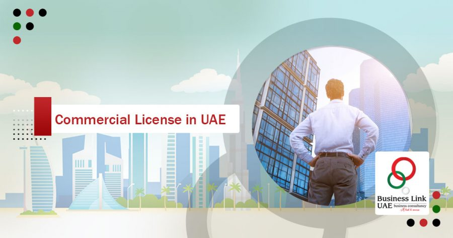 Commercial License in UAE