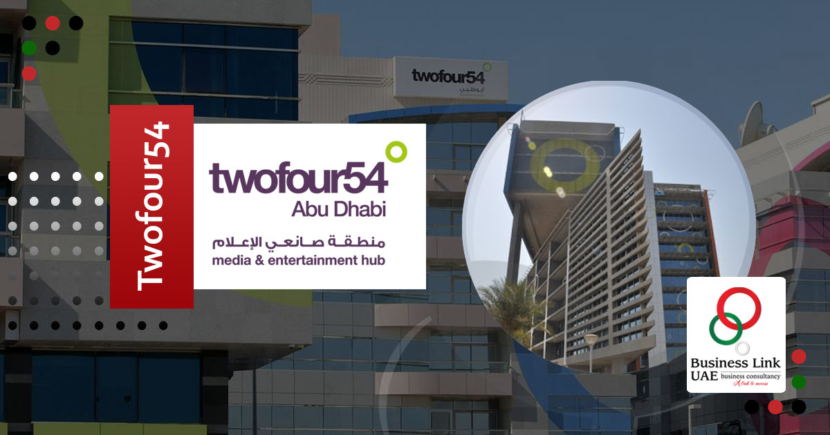 Business Setup in TWOFOUR54 Free Zone