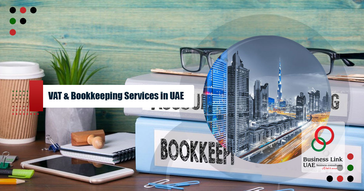 VAT & Bookkeeping Services in UAE