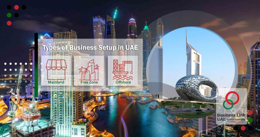 types of company formation in dubai
